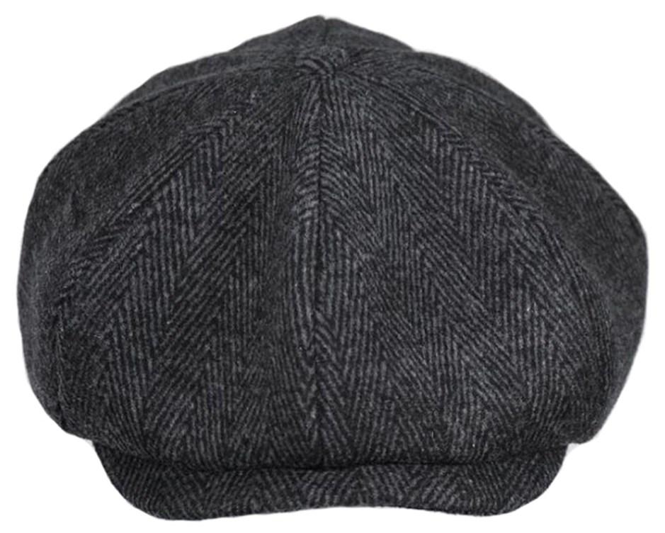 Men's Fashion Woolen Cap