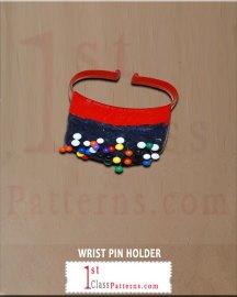 WRIST PIN HOLDER