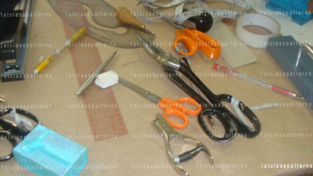 pattern cutting tools