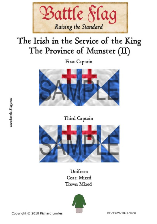 ECWROY020 The Irish in the Service of the King, Munster