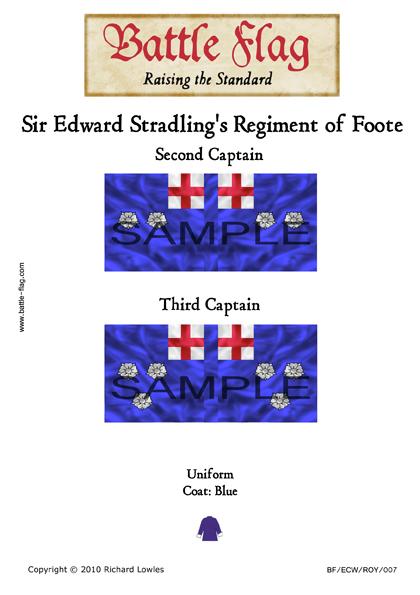 ECWROY007 (C)Sir Edward Stradling's Regiment of Foote