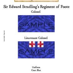 ECWROY005 (A) Sir Edward Stradling's Regiment of Foote