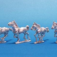 28mm Roman Cavalry Horses