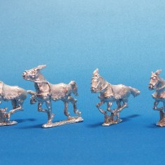 28mm Antigonid Successor Horses