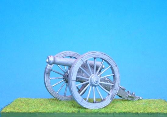 Napoleon gun.