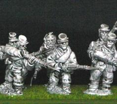 Skirmish line/kepi