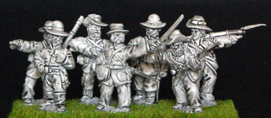 Skirmish line inc command ,slouch