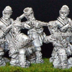 28mm 1st us Berdans sharpshooters.