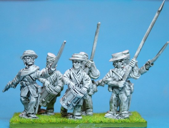 Tiger Zouaves Command.
