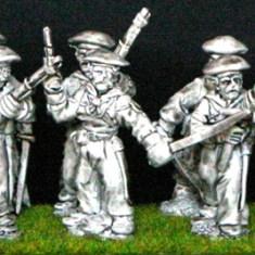 28mm American Civil War Sailors.