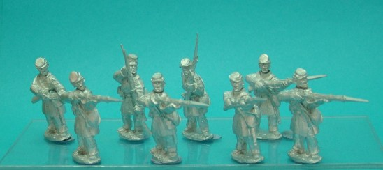 28mm american civil war firing line