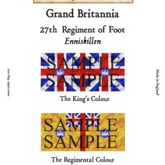 GB2: 27th Regiment of Foot