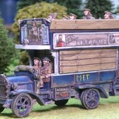 28mm 1/48 ww1 british tommy Bus