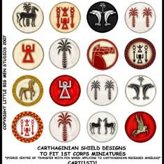 Ass Round Infantry designs.