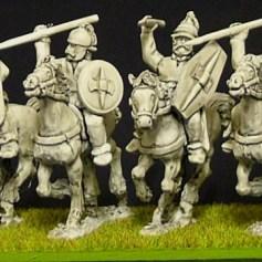 Cavalry ( unarmoured)