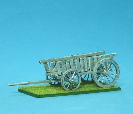 Colonial supply wagon