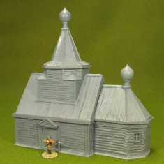28mm russian Church