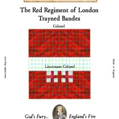 ECW/PAR/018a (A) The Red Regiment of London