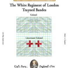 ECW/PAR/021 (A) The White Regiment of London
