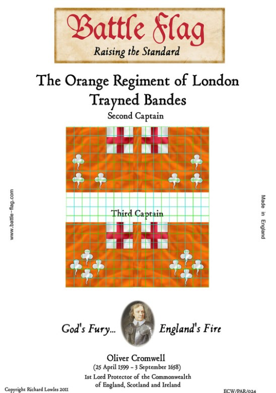 ECW/PAR/024 (C) The Orange Regiment of London