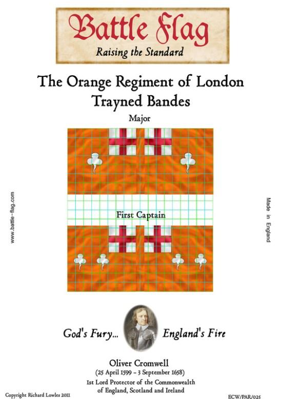 ECW/PAR/025 (B) The Orange Regiment of London