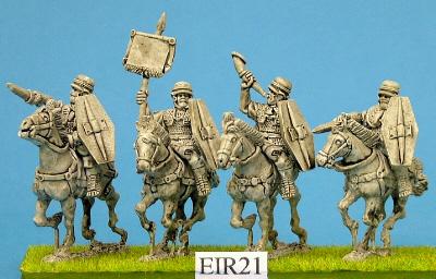 Gallic Auxilia cavalry Command
