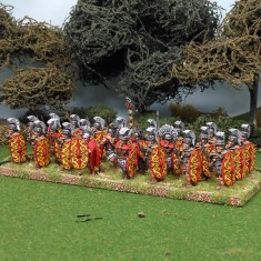 Early Imperial Roman Praetorian Guard