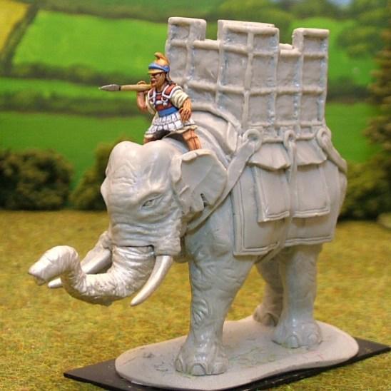 EL, C. Indian Elephant