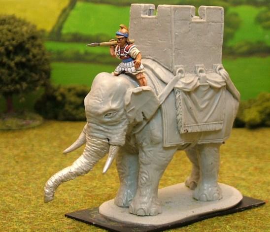 EL, D Indian Elephant