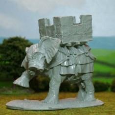 Carthaginian African Elephant