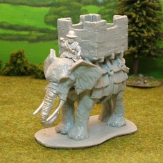EL, H.African Elephant 28mm