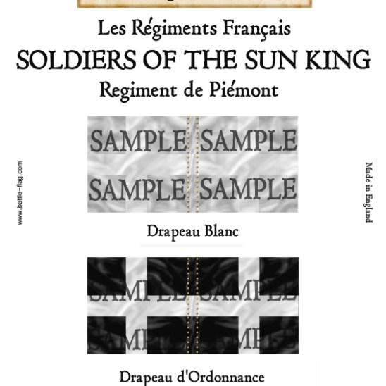Friv: Regiment de Piemont