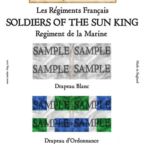 Frvi: Regiment de la Marine