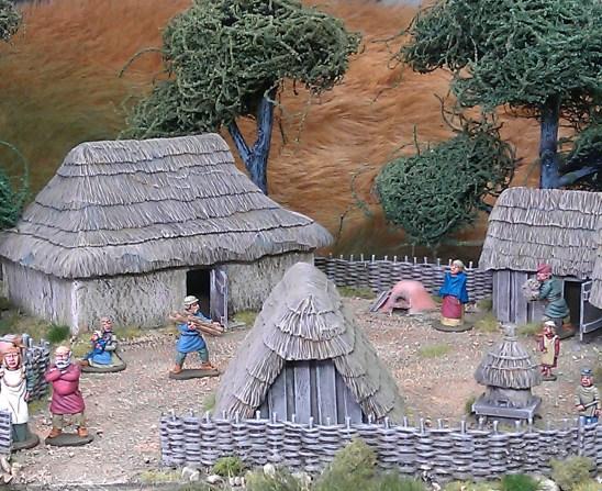 Saxon Farmstead