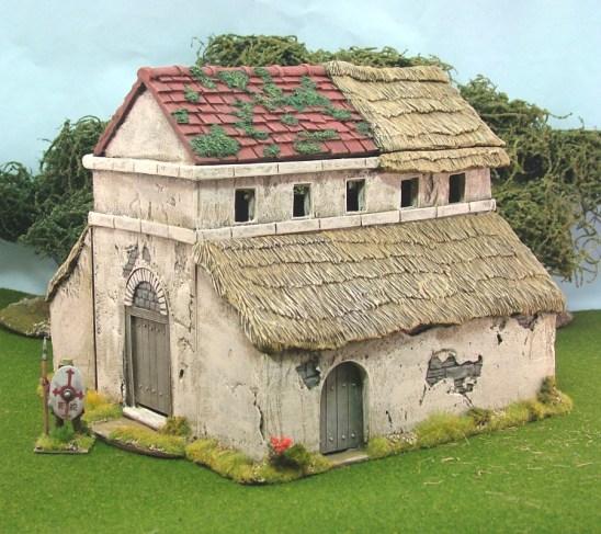 Romano British Church