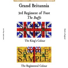 GB3: 3rd Regiment of Foot