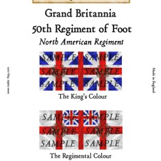 GB6: 50th Regiment of Foot