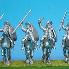 Athenian cavalry