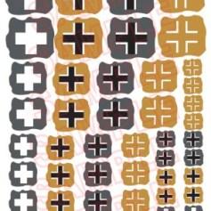 German Crosses 1