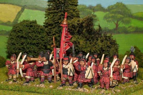 HNP11 Archers.