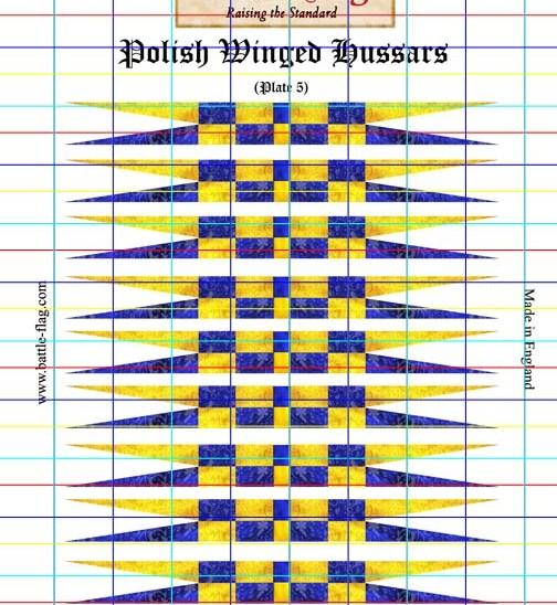 Polish Winged Hussars (Plate 5)