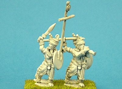 Franks Toy Soldiers: Indian Army General
