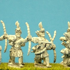 Forest Indians / bow