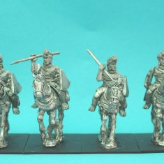 28mm ancient indian cavalry in light armour