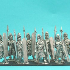 28mm Ancient Indian Spearmen wearing light armor