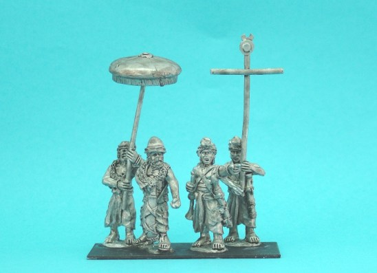 28mm Ancient Indian Command wearing Light Armour