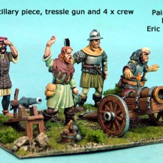 Late Medieval Artillery