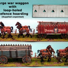 Late Medieval Wagons