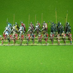 Lion Rampant 24pt Later Crusader Starter Army