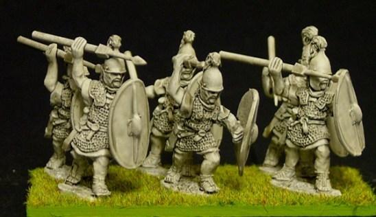 Legionaries, Pilum.